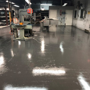 Concrete Restoration & Polishing